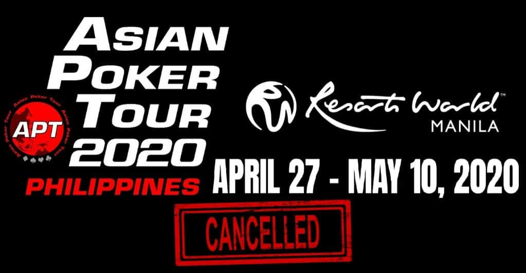 APT Philippines Tour Cancelled Due to COVID-19