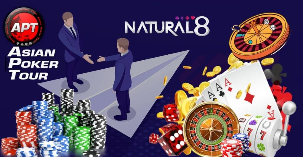 Asian Poker Tour and Natural8.com Partner to Hold an Online Series