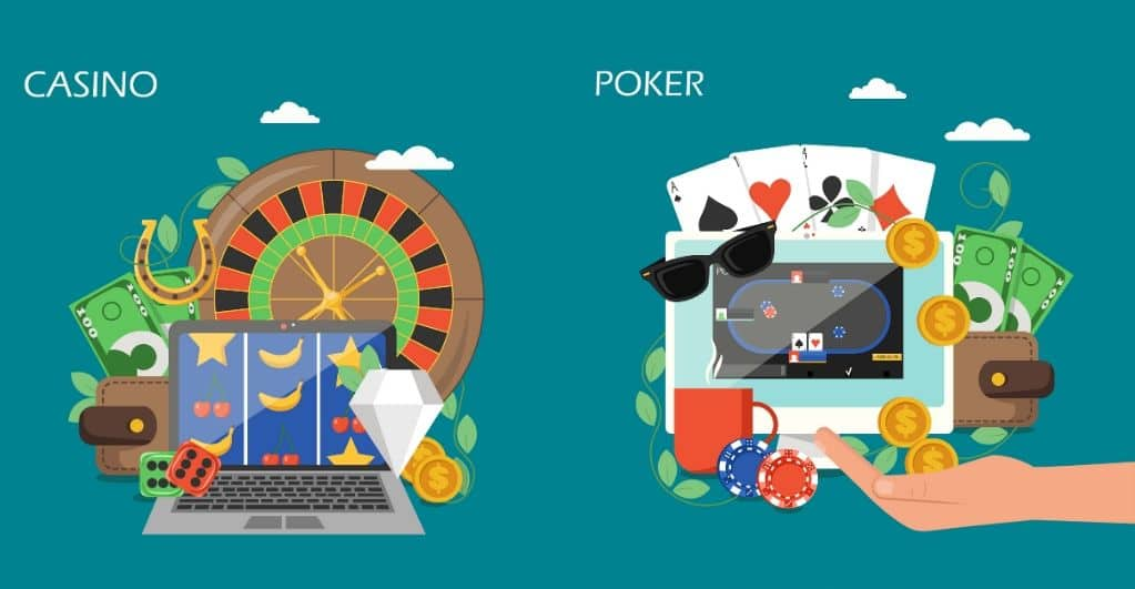 How To Decide The Trustworthiness Of Casino And Poker Websites?