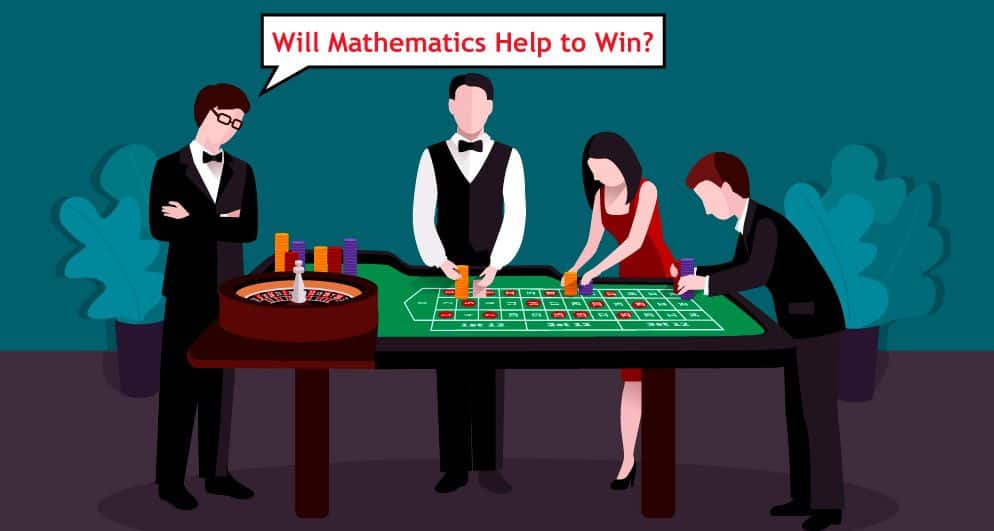 Can Mathematics help you win big in Roulette?