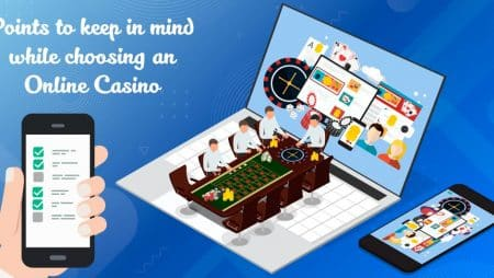 Choosing an Engaging Online Casino is Easy; Here's How