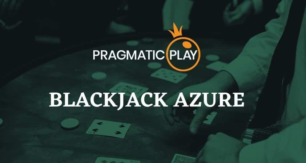 Pragmatic Play Adds Roulette Azure and Blackjack Azure Tables