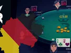 Run It Once Poker Room Reopens Services in Germany