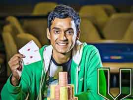 Upeksha De Silva Takes Lead In 2020 World Series Of Poker