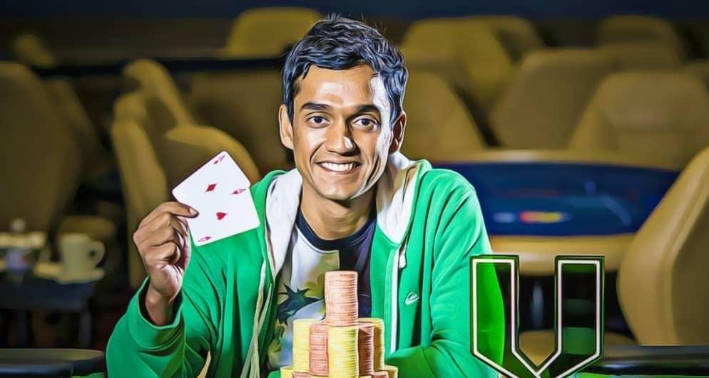 Upeksha De Silva Takes Lead In 2020 World Series Of Poker