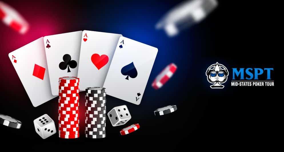 MSPT South Dakota State Poker Championship Arriving Next Weekend