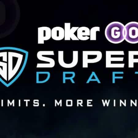 PokerGo announces SuperDraft Inc partnership for Poker Contests