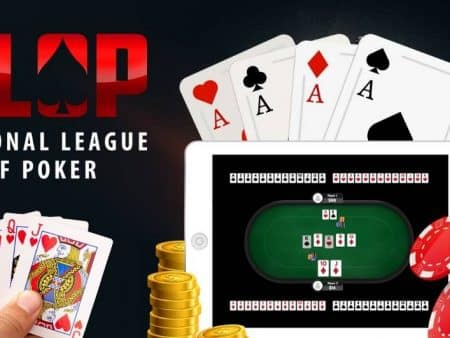 NLOP (National League of Poker) to Award $500,000 in Prizes