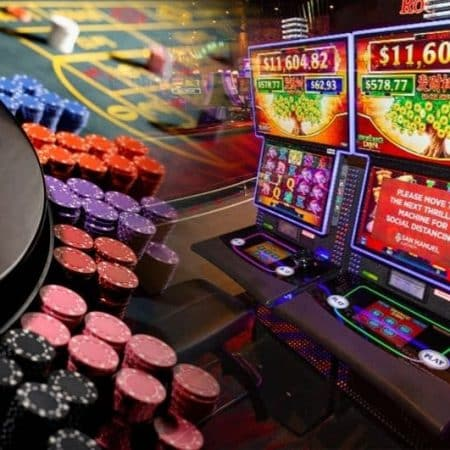 A Look Inside the Catawba Two Kings Casino