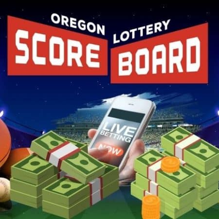Oregon Lottery Registers a 293% Yoy Increase in Sports Betting Revenue