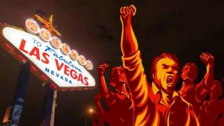 Americans Demand Labor Organization- Claims Las Vegas Casino Union
